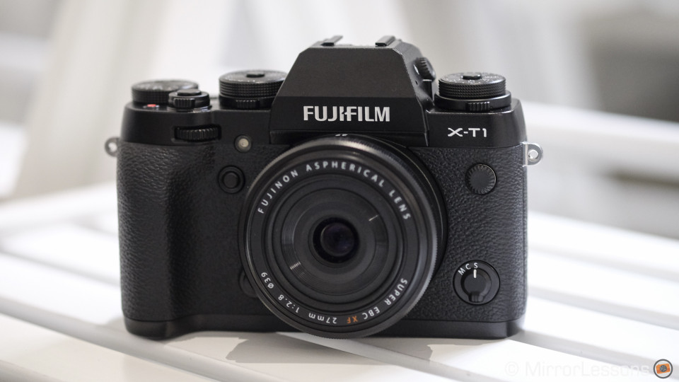 New firmware 5.01 for the Fujifilm X-T1