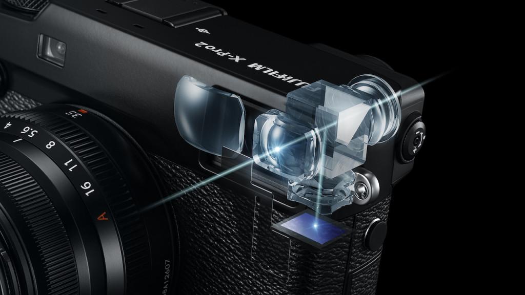 Fujifilm X Pro1 Vs Pro2