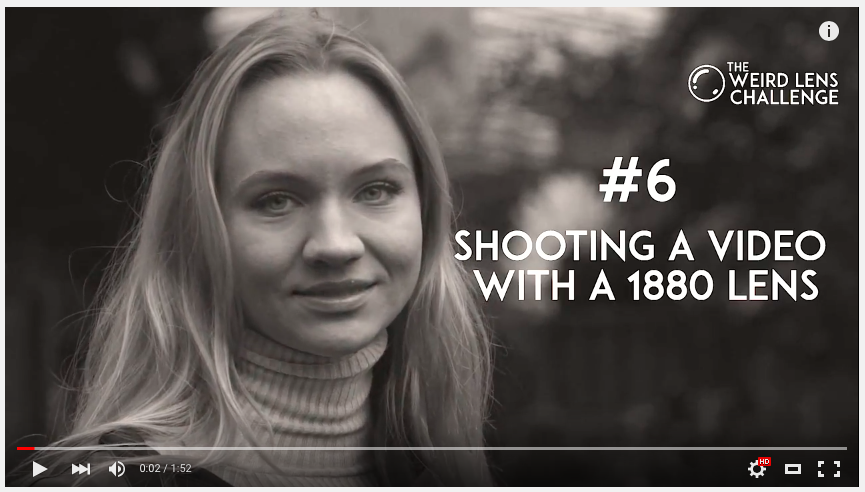 Mathieu Stern uses a 136 year old lens on the Sony A7 II with great results