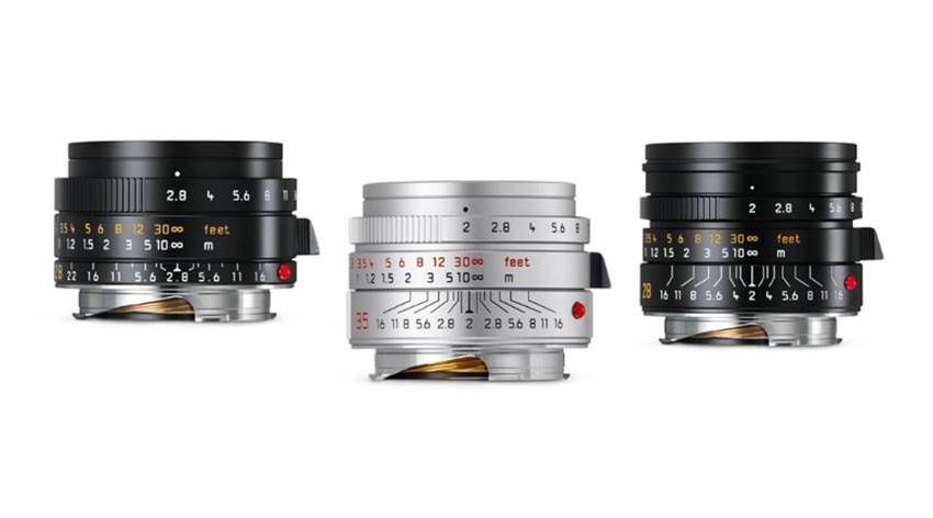 updated leica m lenses