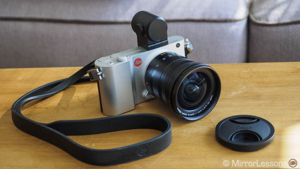 "…and Leica joins the ""firmware update day"" by updating the Leica T"