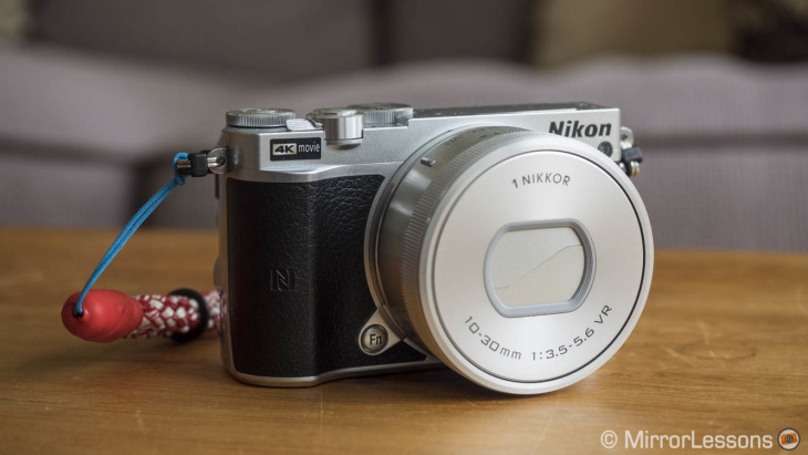 Nikon DL vs Nikon 1 System: Thomas Stirr shares his thoughts