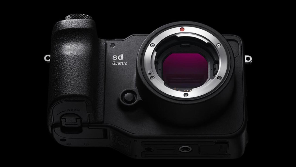 Pricing for Sigma's SD Quattro mirrorless system announced