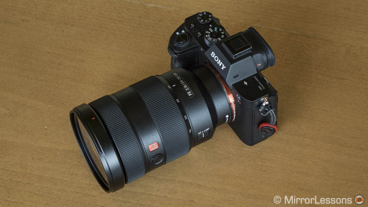 Sony G Master 24-70mm f/2.8 and 85mm f/1.4 Sample Images