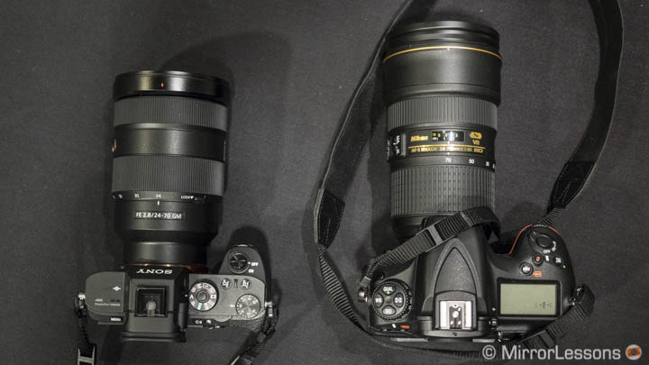 Photography Life's take on the Mirrorless vs. DSLR debate