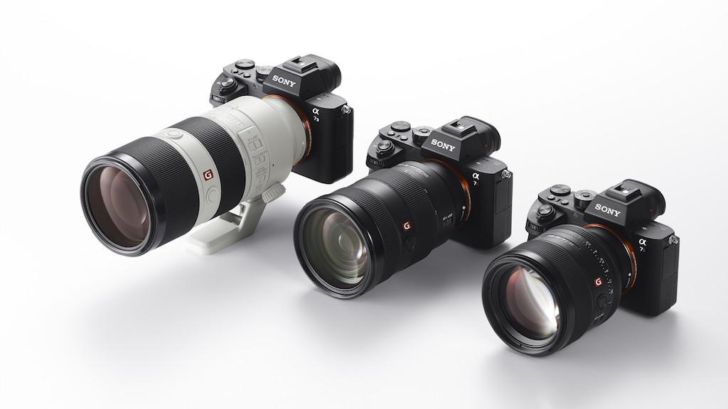 Sony G Master lenses