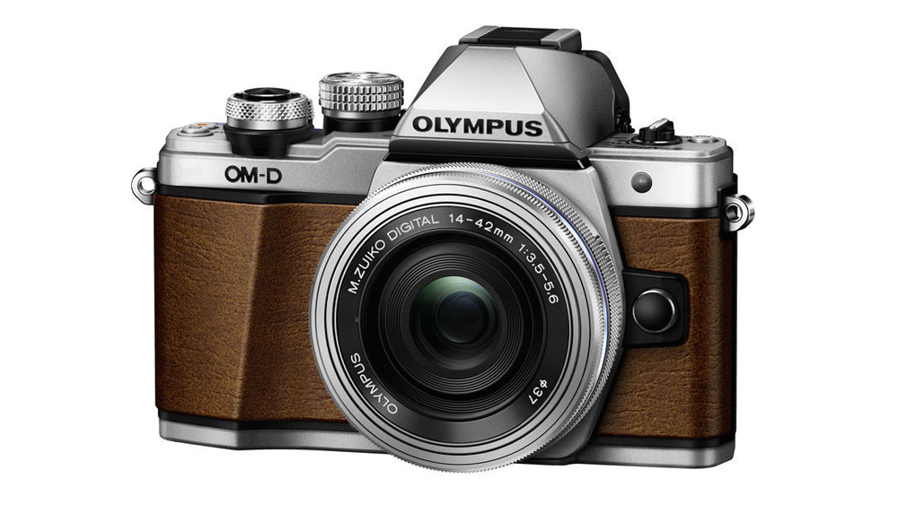 Olympus announces OM-D E-M10 II limited edition brown version