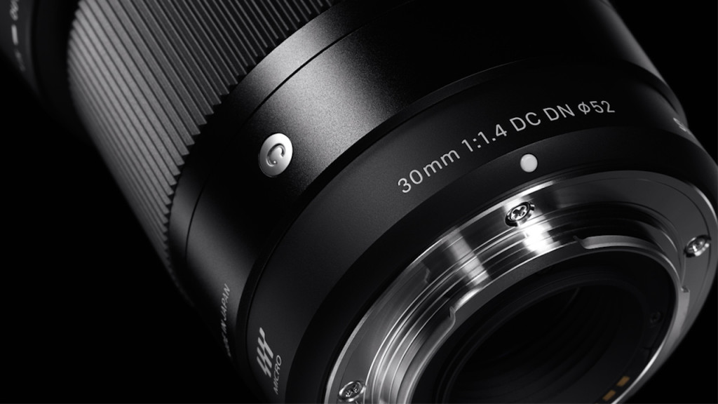 Sigma announces the 30mm f/1.4 DN for Sony E-mount and Micro Four Thirds