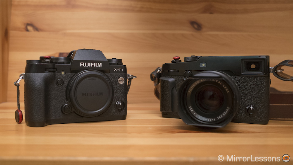 Fujifilm X-Pro2 vs X-T1: Laya Gerlock compares the two cameras on Petapixel