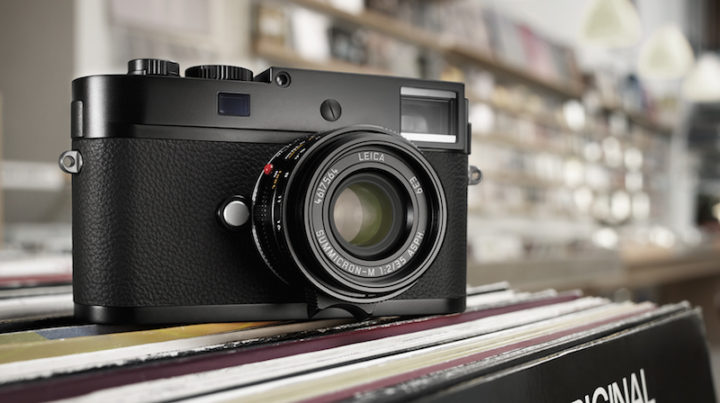 "Leica gets back to the basics with the ""screenless"" M-D"