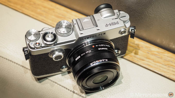 The Olympus Pen F, OM-D E-M1, E-M5 II and E-M10 II get new firmware updates