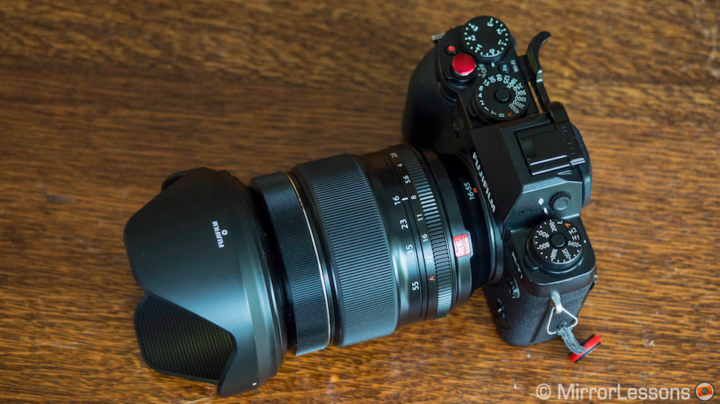 Patrick Leong reviews the Fuji XF 16-55mm f/2.8