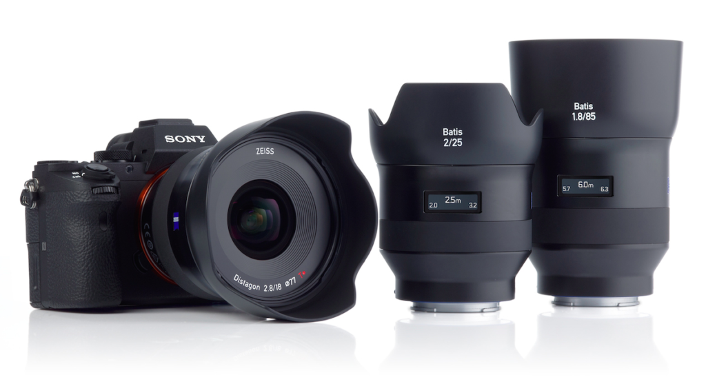 Say 'hello' to the new Zeiss Batis 18mm f/2.8 for Sony E-mount