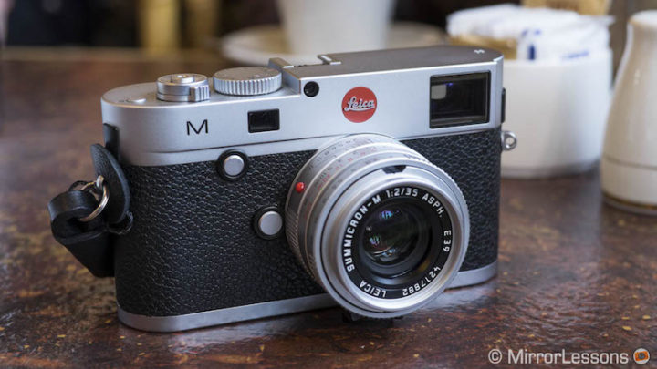 New Firmware Update for Leica M/MP (Type 240), M (Type 262) and M Monochrom (Type 246)