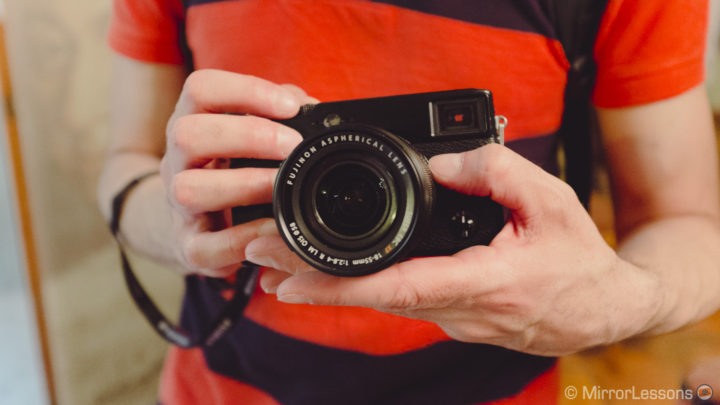 New firmware updates for Fujifilm cameras and lenses