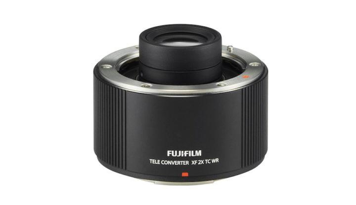fujifilm 2x teleconverter