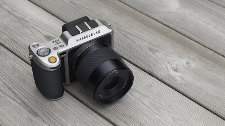 New firmware update for the Hasselblad X1D