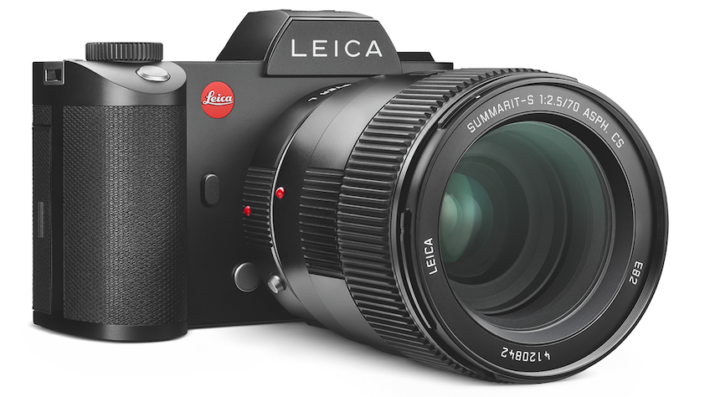 Leica announces Leica S-Adapter L and Audio Adapter for the Leica SL