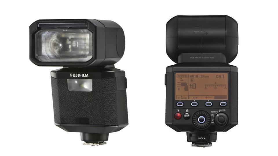 Firmware updates for EF-X500 flash unit and X-T1, X-T2 and X-Pro2