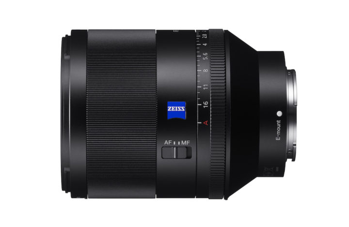 sony zeiss fe 50mm 1.4 za planar