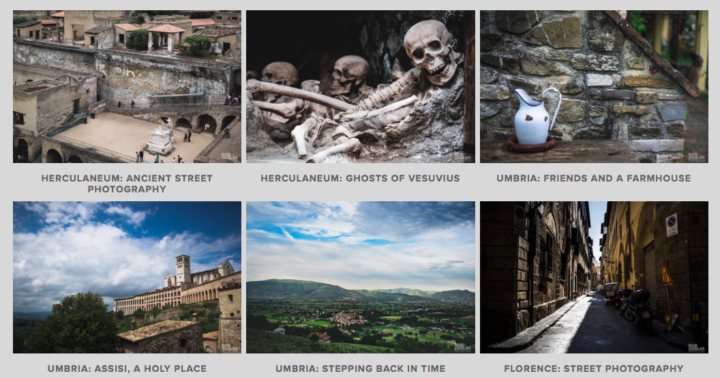 Rob Zeigler visits Italy with the Fujifilm X-T1, Sony RX100 IV and the DJIGlobal Phantom 4