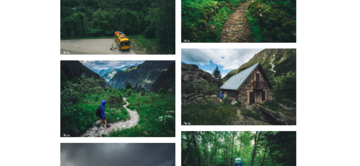 """Olympus Visionary Chris Eyre-Walker documents """"The Nomads Bus"""" as it travels around Europe"""