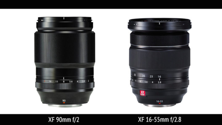 Firmware suspension for XF 90mm f/2 and XF 16-55mm f/2.8
