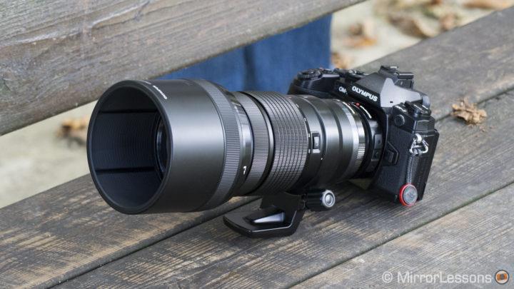 m.zuiko 40-150mm f/2.8 pro