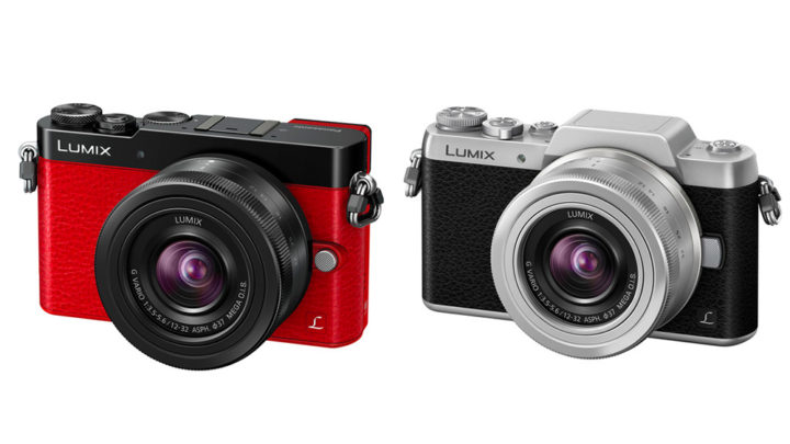 Panasonic axes the GM and GF series to simplify the Lumix G line-up
