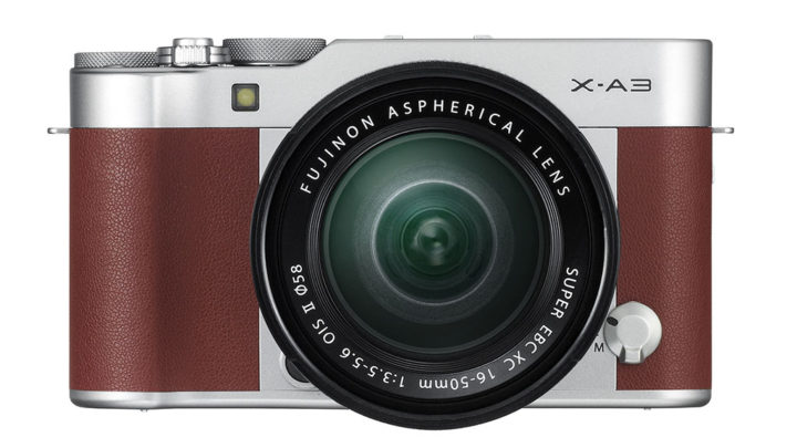New firmware available for the Fujifilm X-A3