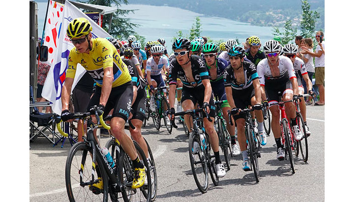 Camera Labs tests the Sony a6300's autofocus at the Tour de France 2016