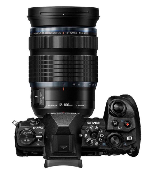 Olympus announces three new lenses: M.Zuiko 30mm f/3.5 macro, M.Zuiko 25mm f/1.2 PRO and M.Zuiko 12-100mm f/4 PRO