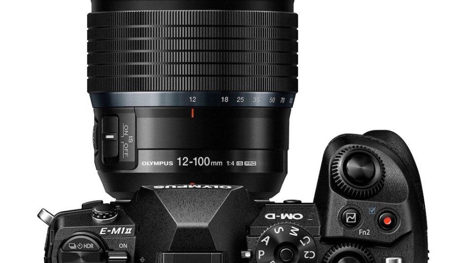 Olympus announces three new lenses: M.Zuiko 30mm f/3.5 macro, M.Zuiko 25mm f/1.2 PRO and M.Zuiko 12-100mm f/4 PRO