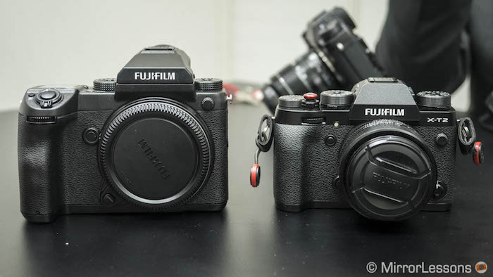 Big firmware update for the Fujifilm X-T2, X-T20 and GFX-50s