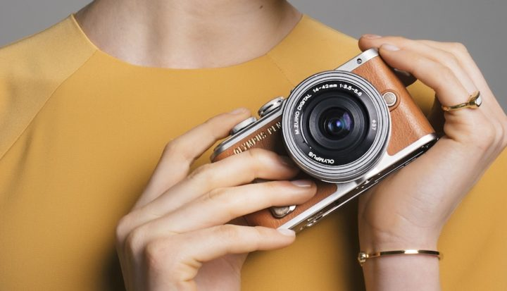 Olympus announces the successor to the Pen E-PL7: the Pen E-PL8