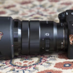 New firmware update for the Sony E 18-105mm G zoom