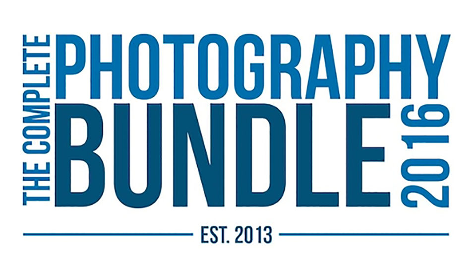 The 5DayDeal 2016 – 96% Discount on the Complete Photography Bundle!
