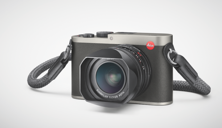 Leica introduces titanium version of the Leica Q