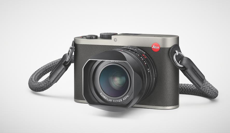 Leica introduces titanium version of the Leica Q