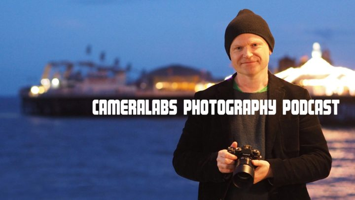 CameraLabs launches a new photography podcast!