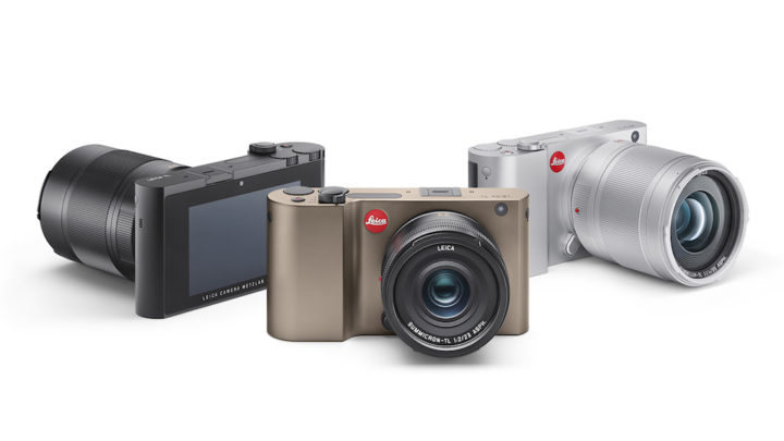 Leica launches the new TL, the successor to the Leica T