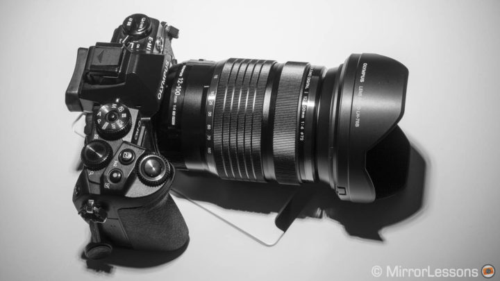 olympus omd em1 mkii review