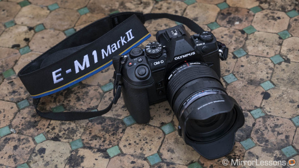 New firmware update for the Olympus OM-D E-M1 II