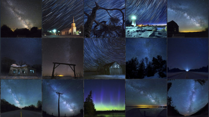 Peter Baumgarten on using Micro Four Thirds for Astrophotography