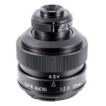 New Super Macro 20mm f/2 lens from ZY Optics for Sony E, MFT and Fuji mounts