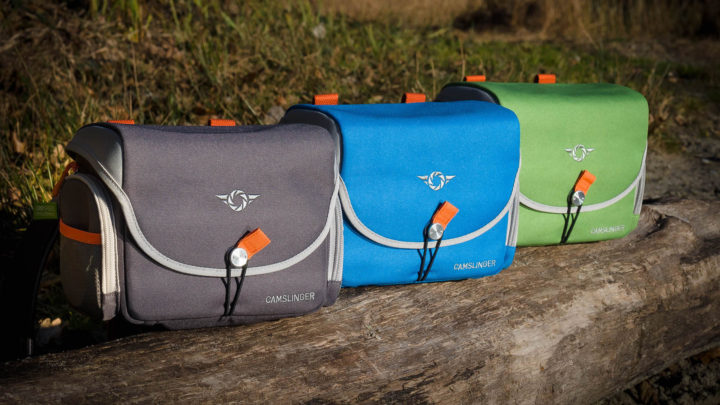 New mirrorless bags from Cosyspeed