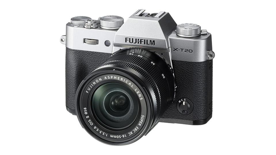 Fujifilm announces the successor to the X-T10: the Fujifilm X-T20