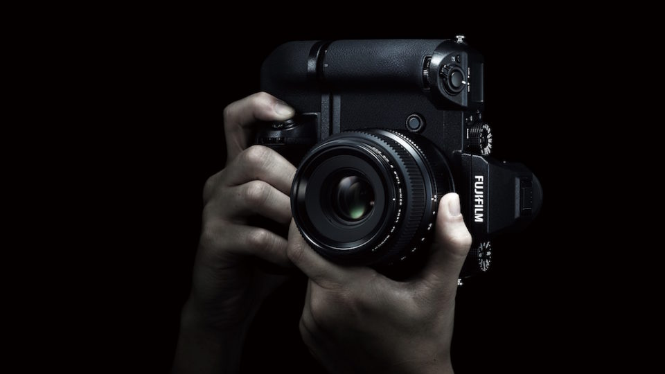 First firmware update for the Fujifilm GFX 50s
