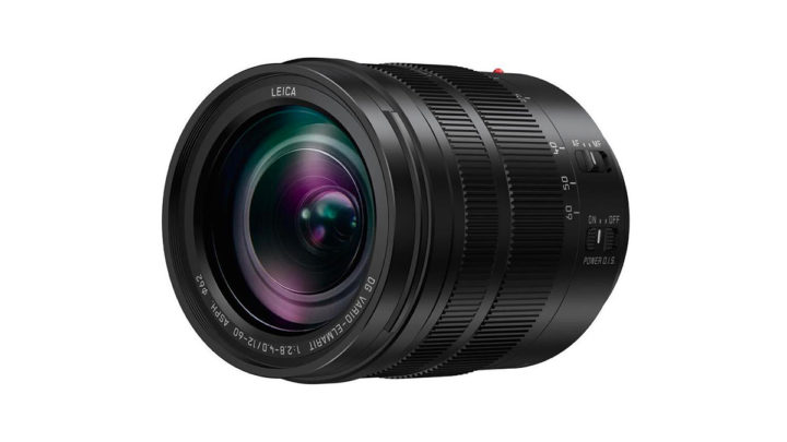 Panasonic announces the Leica DG Vario-Elmarit 12-60mm f/2.8-4 Power OIS