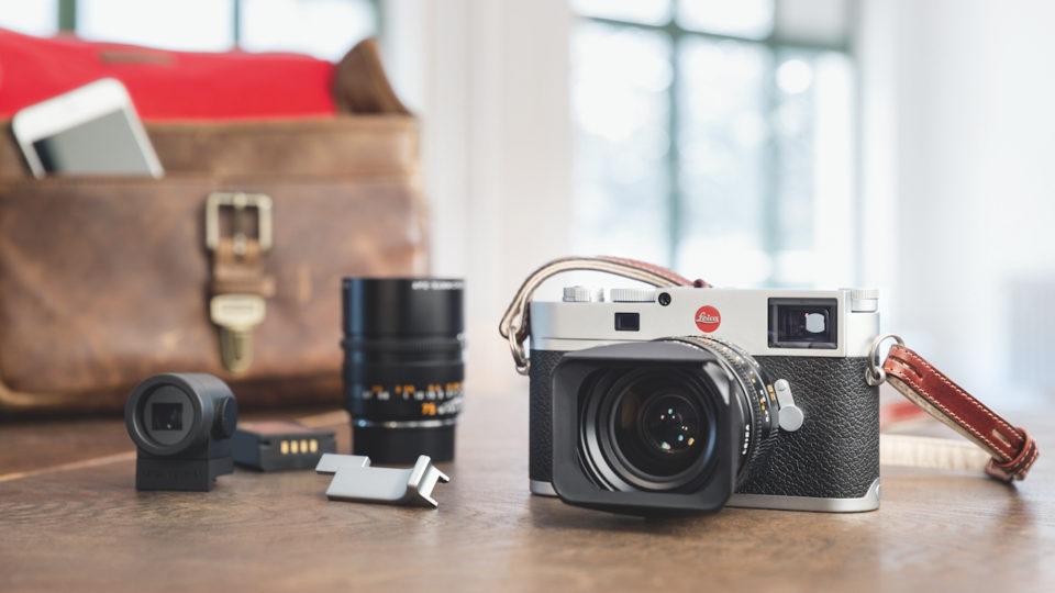 Leica announces the M10, the fourth generation digital M camera